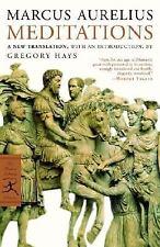 Modern Library Classics: Meditations : A New Translation by Marcus Aurelius...