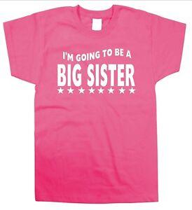 Infantil-Ninos-Big-Sister-Nuevo-Bebe-Regalo-Sister-Nuevo-Novedad