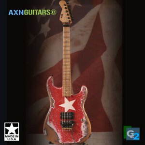 AXN™ MODEL 2 Guitar Generation 2 : PRE-ORDER :