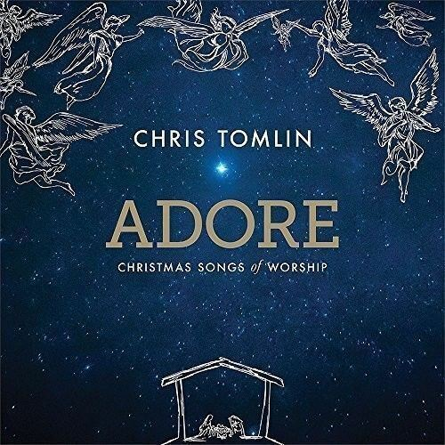 1 of 1 - Chris Tomlin - Adore Christmas Songs Of Worship - CD Album Damaged Case