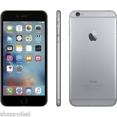 APPLE IPHONE 6 16GB GREY GRIGIO GRADO AAA + ACCESSORI RICONDIZIONATO SMARTPHONE