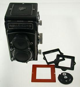 ROLLEICORD-Vb-6x6-TLR-Rollei-Rolleiflex-16-4-5x6-classic-analog-mechanic
