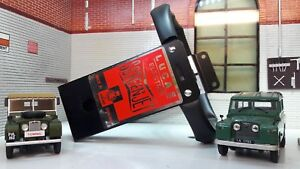 Lucas-ScreenJet-Windscreen-Bottle-Washer-Frame-Bracket-Land-Rover-Series-1-2-2a