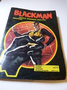 BLACKMAN-BANDE-DESSINEE-INSOLITES-N-203-COLLECTIF-1980-car15