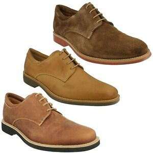 MENS ANATOMIC /& CO SUEDE LEATHER CASUAL SMART LACE UP SOFT WORK SHOES DELTA
