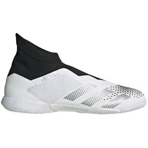 Chaussures de football Adidas Predator 20.3 Ll In FW9195 blanc