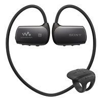 Sony NWZ-WS615 16GB MP3-Player Wasserdichte Sport-Walkman Schwarz im Kasten...