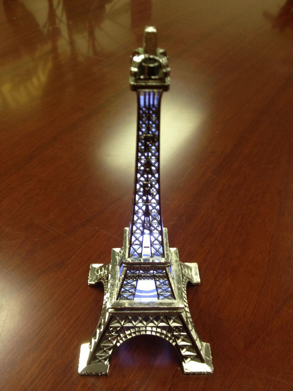 12  (30 CM) Métal Tour Eiffel pour décorations de mariage décoration maison Pk De 10