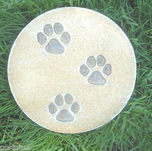 Cat plaque plastic mold plaster concrete casting mould