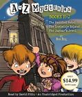a to Z Mysteries Books H-j 9780449010488 CD