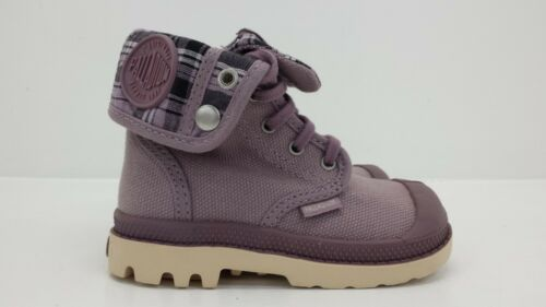 Palladium Baggy Toddler Boots Elderberry//Ecru 22353508 BRAND NEW IN BOX