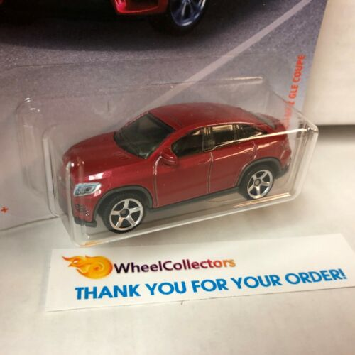 2019 Matchbox Case N RED E42 Mercedes-Benz GLE Coupe New!