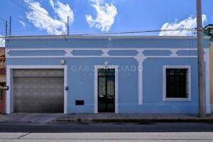 Espectacular casa en venta en el corazón de Mérida