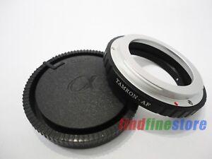 Adaptador del objetivo se adapta a adaptall 2 lente en Sony a//Minolta AF cámara