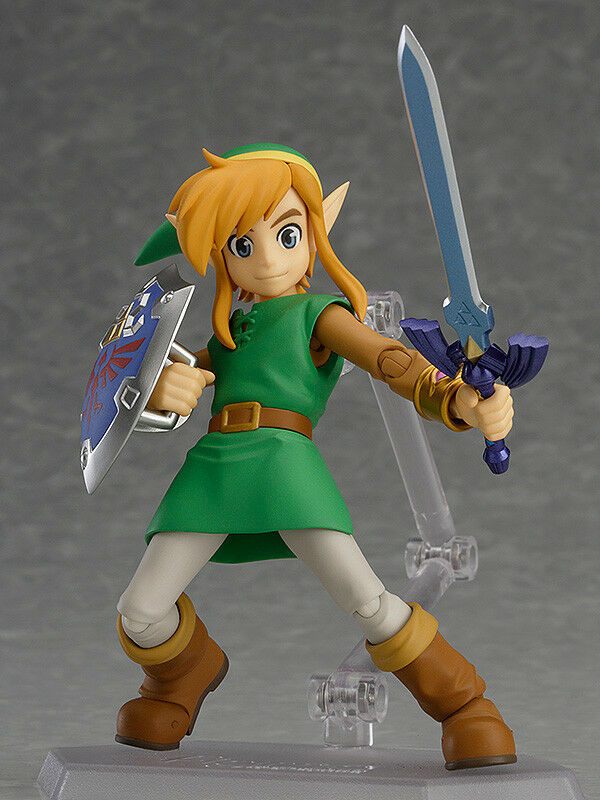LEGEND OF ZELDA LINK BETWEEN WORLDS LINK FIGMA DX VERSION