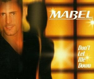 Mabel-Don-039-t-let-me-down-2000-Maxi-CD