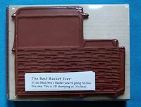 The Best Basket Ever Rubber Stamp By Limited Edition - 2002 -