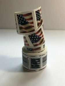 Roll-of-100-USPS-Forever-Postage-Stamps-1-coil-FREE-SHIPPING