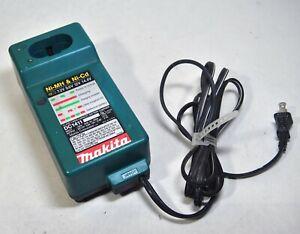 Makita-High-Capacity-Battery-Charger-Ni-MH-amp-Ni-Cd-7-2V-9-6V-12V-14-4V