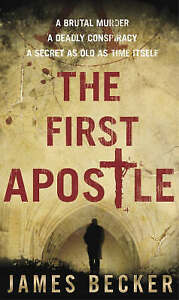 The-First-Apostle-Becker-James-Very-Good-Book