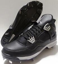 brand new 69131 06da1 item 5 Nike Air Jordan 4 IV Retro Metal Mid OREO Black Baseball Cleats  807710 010 Sz 10 -Nike Air Jordan 4 IV Retro Metal Mid OREO Black Baseball  Cleats ...