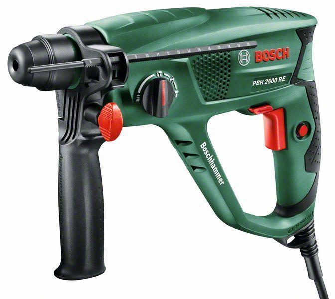 Bosch PBH 2500 RE Bohrhammer im Koffer