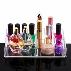 New-Cosmetic-Organizer-Clear-Acrylic-Makeup-Drawers-Holder-Case-Box-Storage-CA