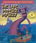 Dragonlarks: The Lake Monster Mystery by Shannon Gilligan (2009, Paperback)