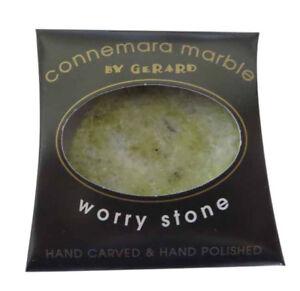 Irish-Connemara-Marble-Worry-Stone-New-Real-Irish-Marble-from-Galway-Ireland