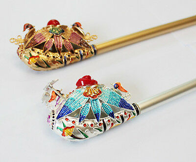 Korean Hanbok Binyeo Giant Traditional Hair Pin Stick Accessory Girl Women 1ea