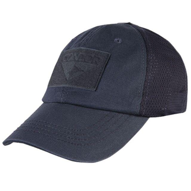 8c40c7a89f6 ... new zealand condor mesh tactical cap navy blue 022886446062 d29aa 0fb72