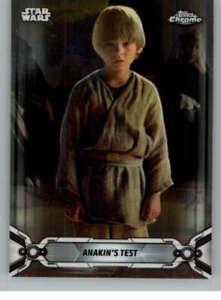 2019 Topps Chrome Star Wars Legacy #113 A Jedi/'s Training COND ID:13933