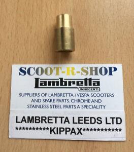 Lambretta Stainless  Legshield Top Hats New Items X 2
