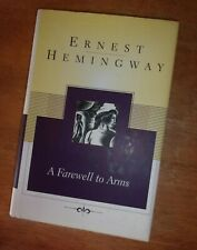 A Farewell to Arms by Ernest Hemingway (1997, Hardcover, Special)