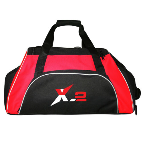 X-2 Sport Duffle Bag Gym Bag Luggage Sports Gear Bag Kit Bag