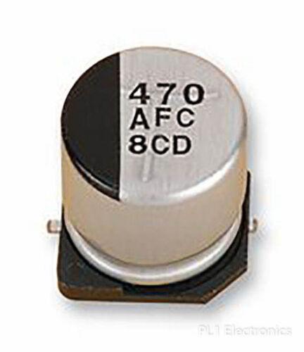 330uF Panasonic-eeefc1v331ap-PAC alluminio Elec 35V SMD prezzo per 10