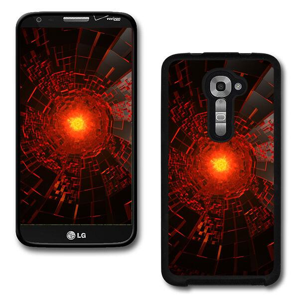 Design Hard Phone Cover Case Protector For LG G2 VS980 Verizon #2409