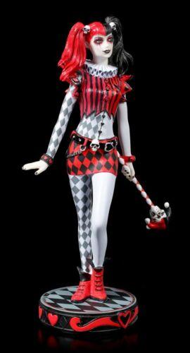 Harlekin Figur Dark Jester James Ryman Fantasy Gothic Statue
