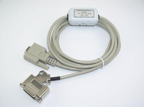 TTY-rs232 programmierkabel per Siemens Simatic s5 AG//PLC