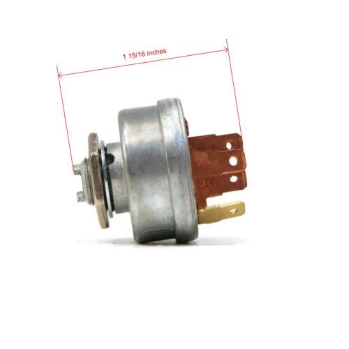 B2-11B301 /& 1987 B2-11B591 Tractor 211-3 Ignition Switch for Toro 1985 211-5