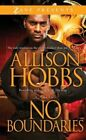 No Boundaries: A Novel by Allison Hobbs (Paperback, 2015)
