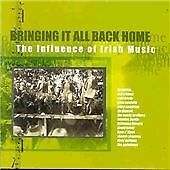 Various Artists 2 CD Set, Bringing It All Back Home The Influence of Irish Music