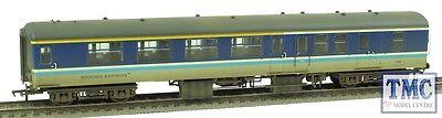 39-413 Bachmann Oo Mk2a Bfk Coach, Passengers Regional Railways Weathered Buono Per Succhietto Antipiretico E Per La Gola