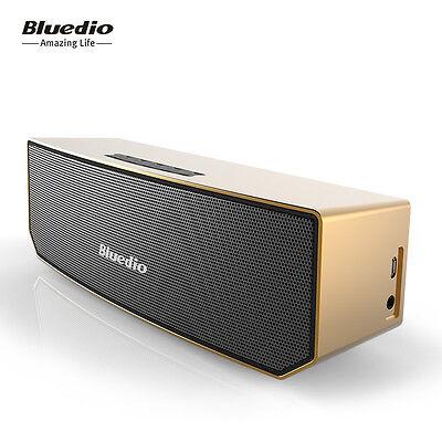 Bluedio BS-3(Camel) Bluetooth 4.1 Lautsprecher Wireless 3D Lautsprecher, gold