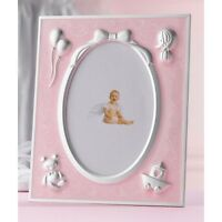 Pink Baby Frame Baby Girl Picture Frame Baby Shower Gift Baby