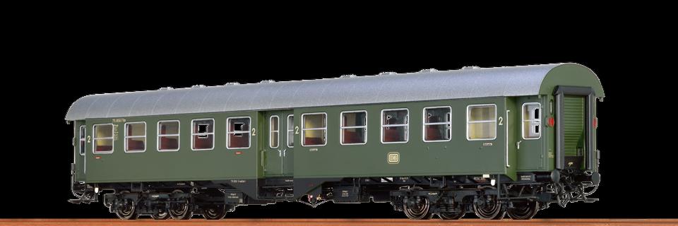 BRAWA 46076 PCS vagoni ab4yge della DB, mezzi entrylevel autoro, un prezzo specialee 2018