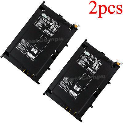 New 3.75V 4600mAh Battery for LG Optimus GPad G Tablet 8.3 V500 VK810 BL-T10