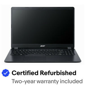"Acer Aspire 3 - 15.6"" Laptop Intel Core i5-1035G1 1GHz 8GB Ram 256GB SSD"