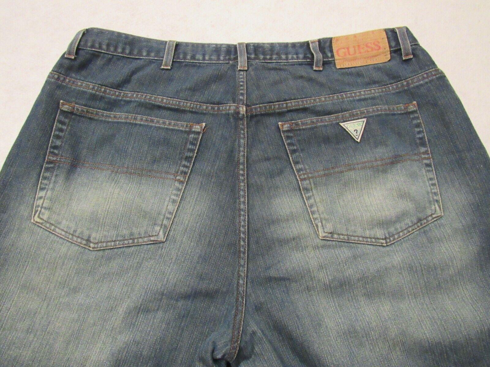 Guess Jeans VTG Baggy Men's 40x31