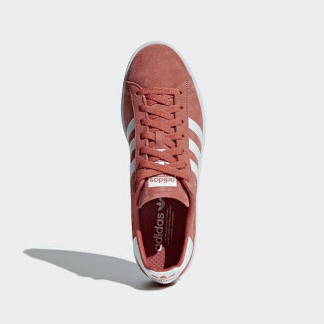 New New New Adidas Original Womens CAMPUS RED   WHITE   WHITE DB0984 US W 5 - 8 TAKSE d38e9d